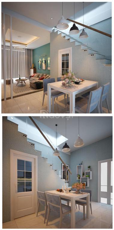 Mở bán nhà phố 1 trệt, 1 lầu, KĐT mới Nam Phan Thiết