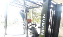 Xe nâng điện Nissan 1.5 tấn