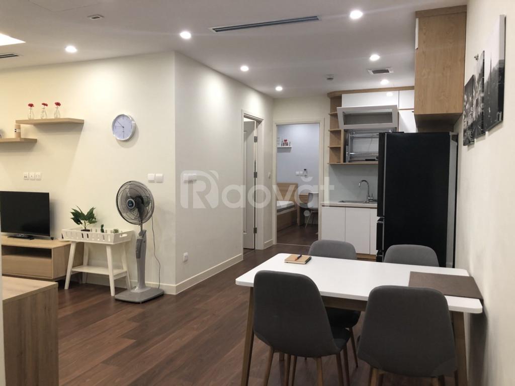 Bán căn hộ chung cư Nghĩa Đô, vào ở ngay, giá rẻ 2 tỷ 6/70m/2PN, tầng
