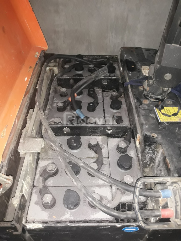 Bán và cho thuê xe nâng điện đứng lái BT