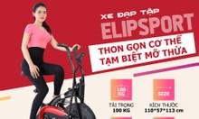Xe đạp tập Elip Elipsport