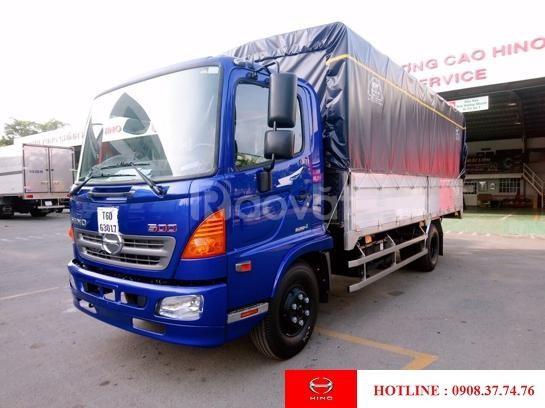 Xe tải hino 6t2 đời 2020