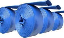 Ống pvc nhựa thẳng dẹt tải nước