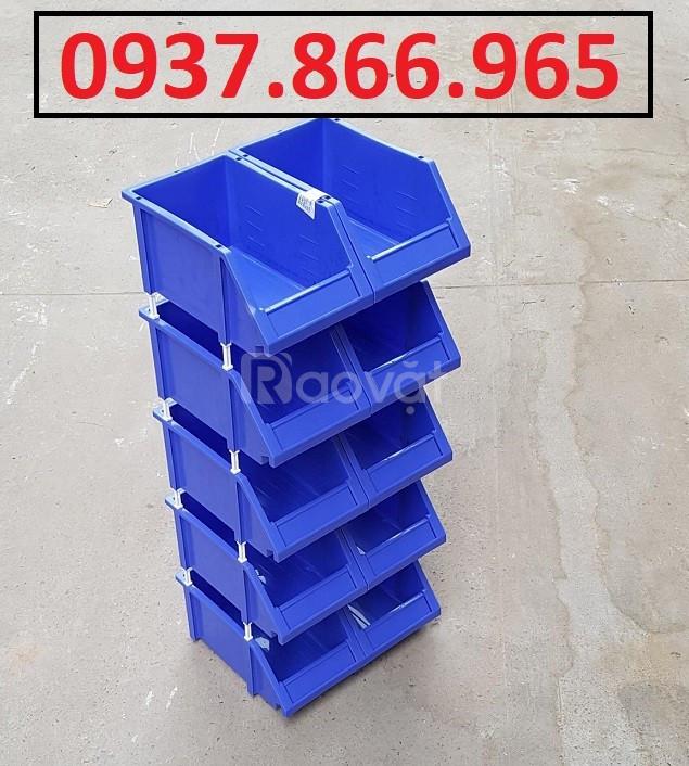 Kệ nhựa lớn, kệ dụng cụ nhỏ có chân chống tầng