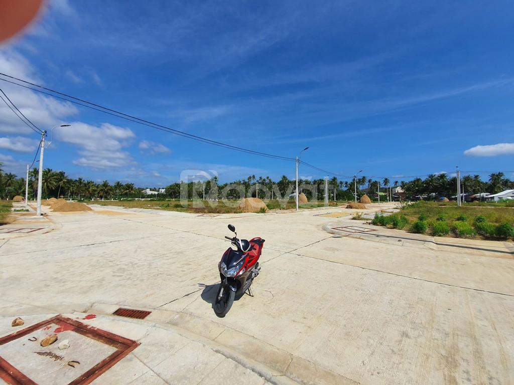 Cuối năm bán gấp 2 lô đất sổ đỏ xây nhà phố- BT biển Phú Yên chỉ 600tr