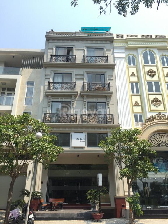 Khu Hưng Phước, Phú Mỹ Hưng 5 lầu 8 PN cần cho thuê giá tốt (ảnh 1)