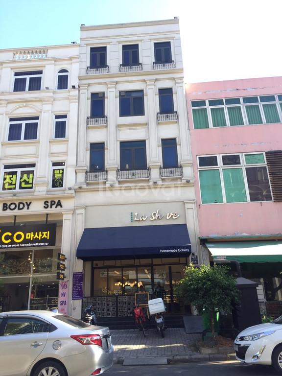 Cho thuê nhà phố kinh doanh khu Hưng Gia, Phú Mỹ Hưng