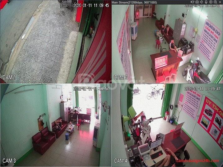 Bộ camera cho nhà full hd 1080p hac--t1a21p là dòng camera có độ phân
