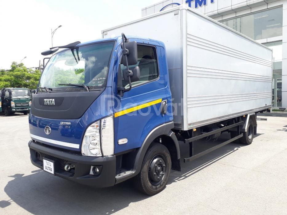 Bán xe tải TaTa Ultra 814 tải trọng 7T l Ô TÔ Phước Tiến