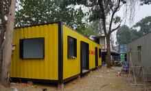 Ý tưởng cho container cũ cải tạo làm văn phòng, nhà ở, container kho