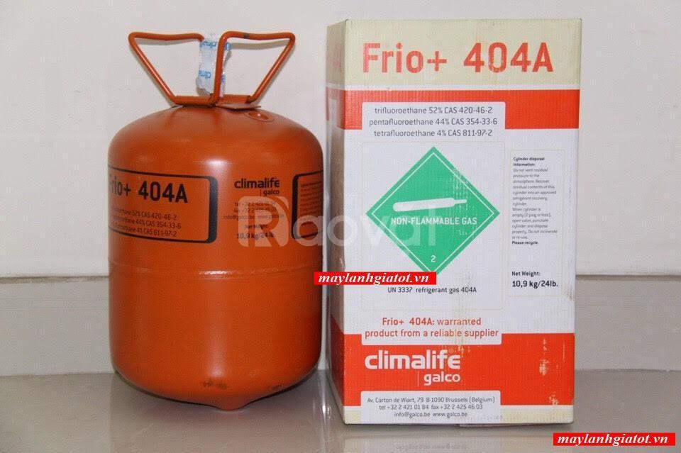 Đại lý phân phối gas Lạnh R404A Galco Frio 10,9kg - Thành Đạt