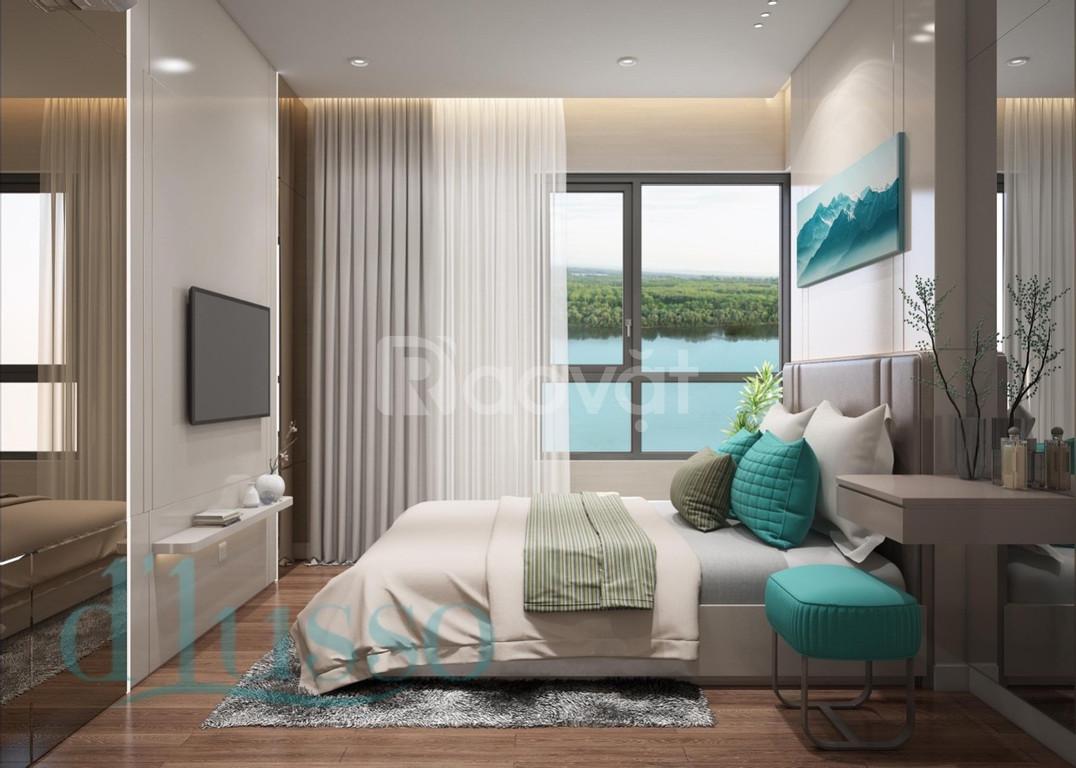 Sông xanh đất ngọc giao hòa- căn hộ D'Lusso Quận 2