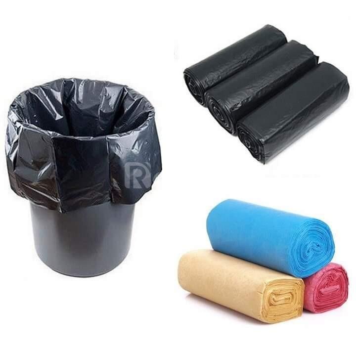Bao rác phân hủy sinh học, túi rác tự hủy, bao đựng rác Bạc Liêu