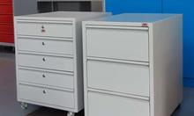 Tủ đựng hồ sơ sắt sơn tĩnh điện, tủ hồ sơ cá nhân