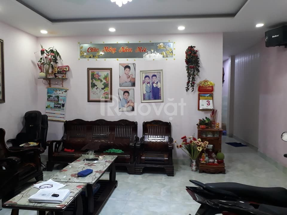 Bán nhà Trần Quang Diệu, P.13, Quận 3,79m2(5,5x14.5), 2 lầu, giá 9,7 tỷ