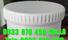 Hủ nhựa 2 lít giá rẻ, giá hủ nhựa 1.5 lít, hộp nhựa 500ml tròn nắp vặn