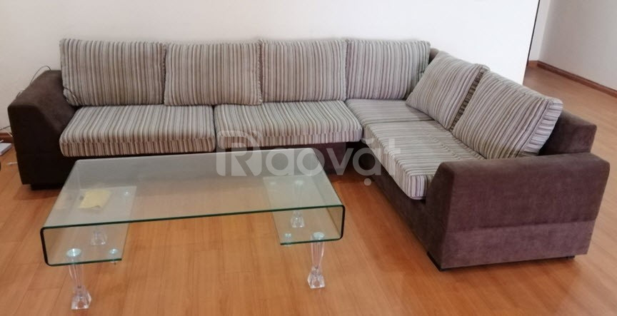 Cần bán thanh lý gấp 01 bộ Sofa, hiệu IMA