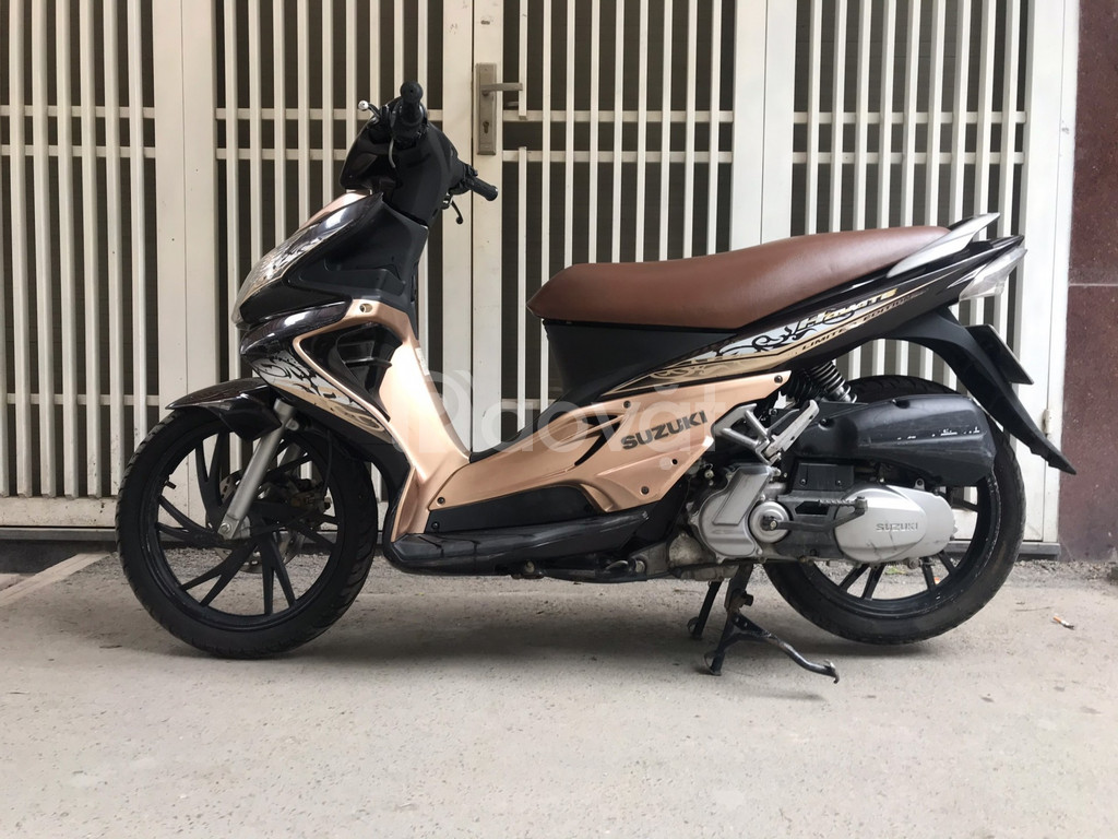 Suzuki Hayate 2011- Xe đẹp, bền, rẻ, biển Hà Nội