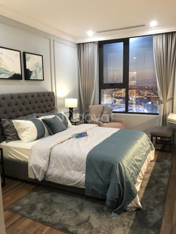 Bán căn hộ cao cấp gần Cầu Giấy giá tốt, tài chính 3 tỷ