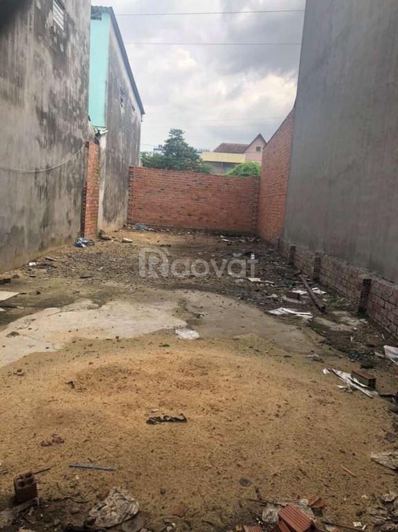 Cần bán lô đất ở đường Trần Quang Diệu tp Pleiku Gia Lai 600tr sổ hồng