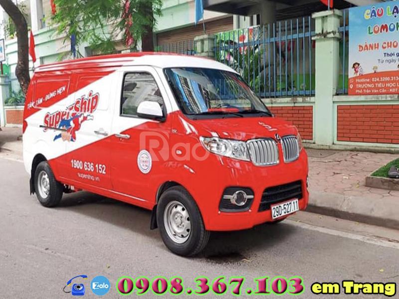 Xe bán tải 5 chỗ vào thành phố I Xe bán tải dongben I Xe dongben x30