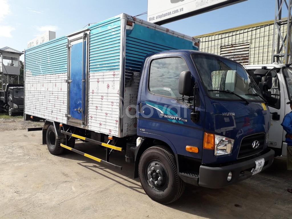 Xe tải thùng dài 4 mét 9 giá rẻ nhiều phần quá giá trị cao