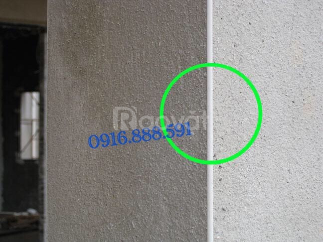 Nẹp nhựa tô tường - Nẹp nhựa - Nẹp V góc - Corner Bead - Nẹp nhựa PVC