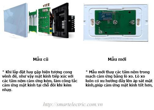 Công tắc cảm ứng wifi đảm bảo chất lượng, giá rẻ tại Hải Phòng