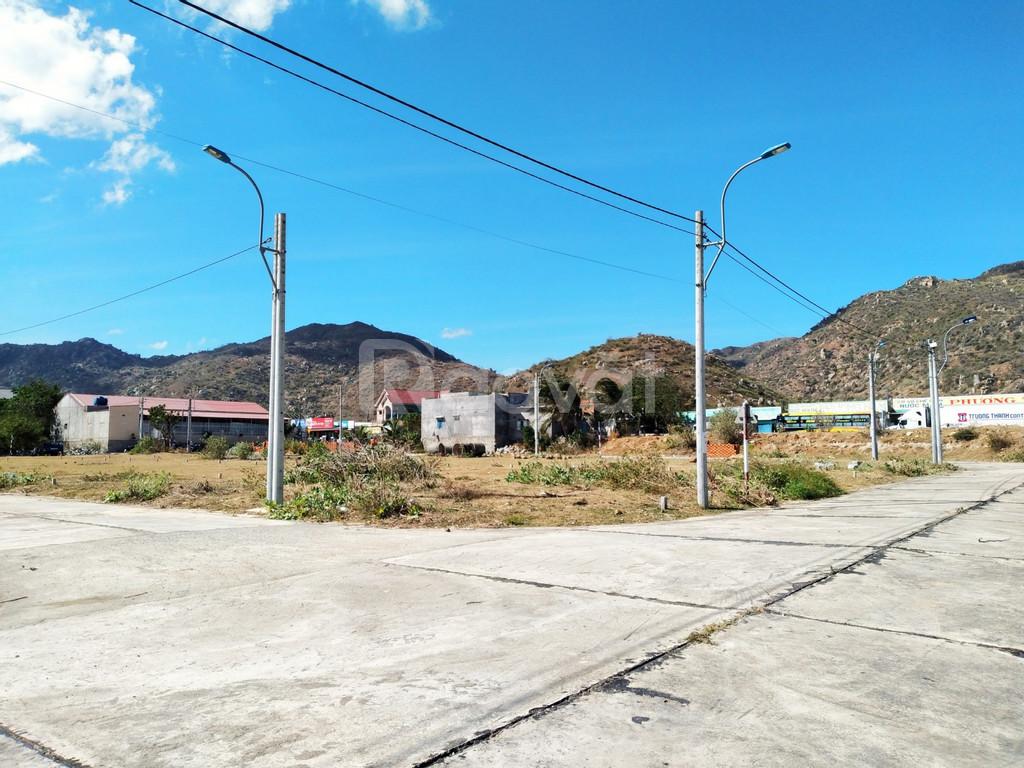 Khu dân cư Cầu Quằn, đất nền Cà Ná, đất nền Ninh Thuận dịp cuối năm