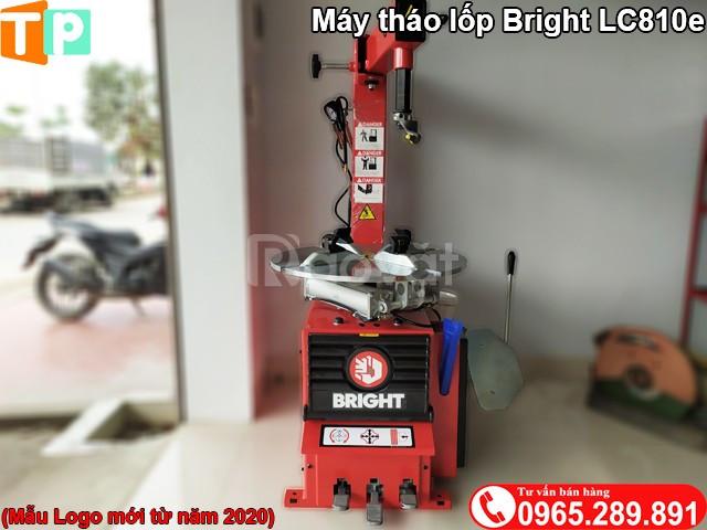 Máy tháo lốp xe Bright LC810e năm 2020 (ảnh 1)
