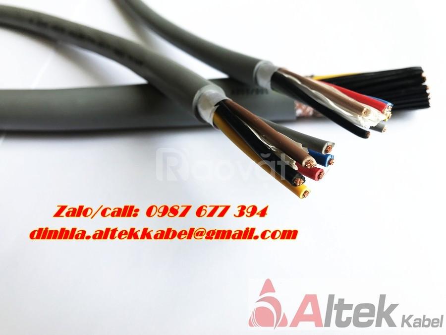 Chuyên phân phối cáp điều khiển Altek Kabel lõi mềm toàn quốc