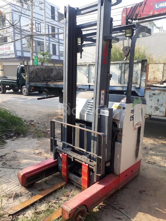 Bán và cho thuê xe nâng điện 1.4 tấn-1.5 tấn Nichiyu