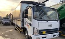 Xe tải faw thùng ngắn 7t3 chở hàng tết