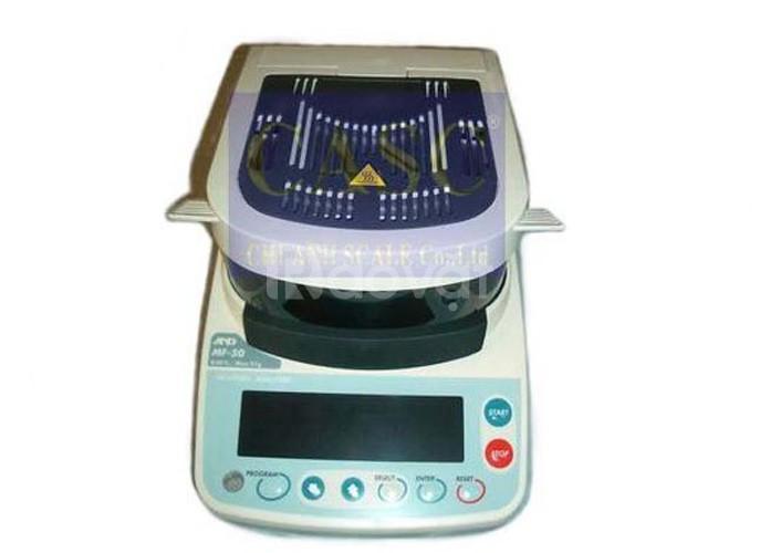 Cân sấy ẩm MS-70 AND - Cân Chi Anh (ảnh 1)