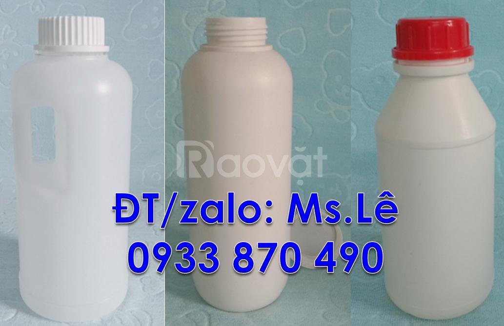 Sản xuất vỏ chai nhựa, chai nhựa đựng hóa chất,bình nhựa đựng hóa chất