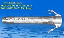 88C Phân phối:bô zin chống rung inox-khớp giãn nỡ cao su-ống mềm inox.