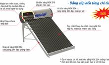 Máy nước nóng Megasun KAS