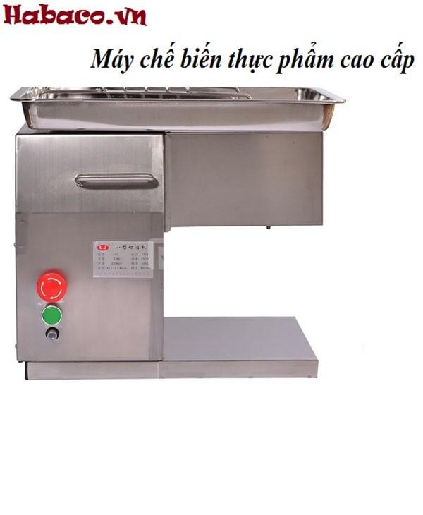 Máy thái thịt QX250 hàng công ty