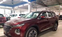 Hyundai Santafe đủ bản, đủ màu, sẵn xe giao ngay trước Tết
