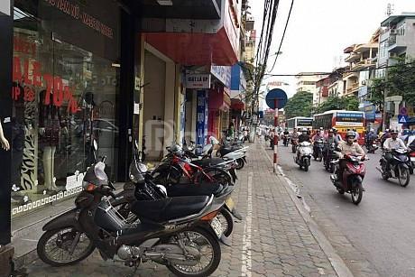 Bán nhà mặt phố Tôn Đức Thắng, mặt tiền 4m, giá 6.8 tỷ