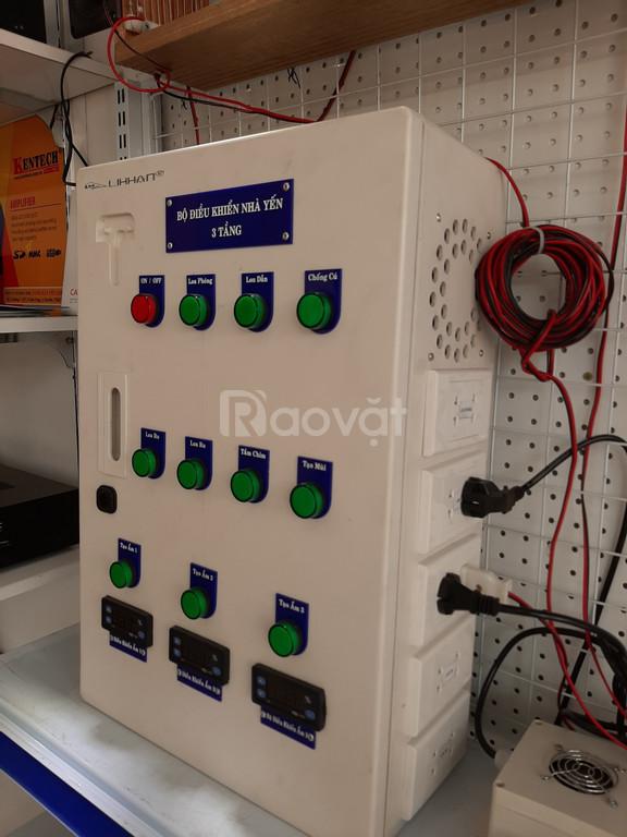 Bộ điều khiển nhà yến 3 tầng SHL-TDK03