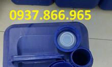 Can nhựa đựng hóa chất, can nhựa HDPE