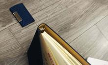 Sản xuất sổ tay da PU cao cấp in theo yêu cầu