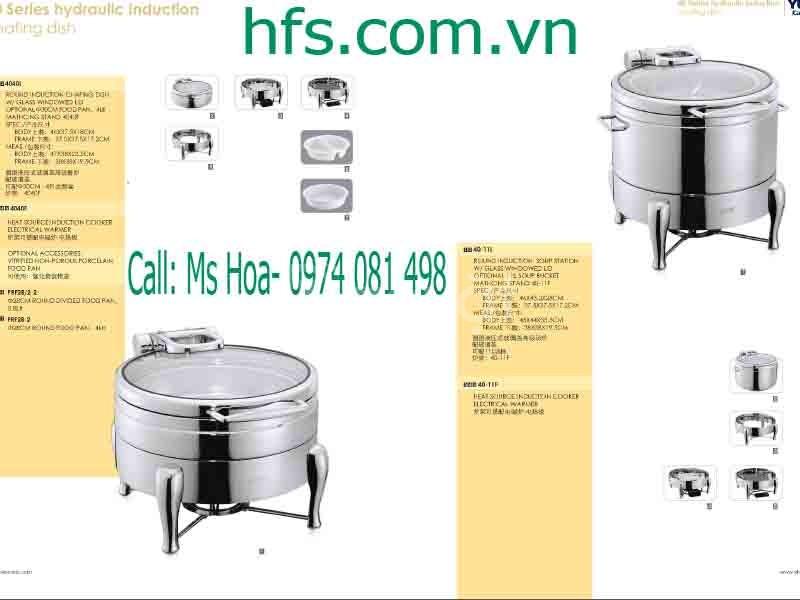Cung cấp dụng cụ hâm nóng buffet, thiết bị buffet (ảnh 1)