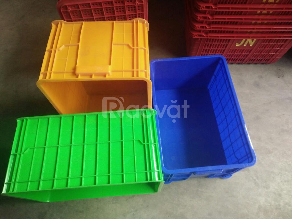 Sóng nhựa bít 3t1 - sọt nhựa bít 3t1 giá rẻ