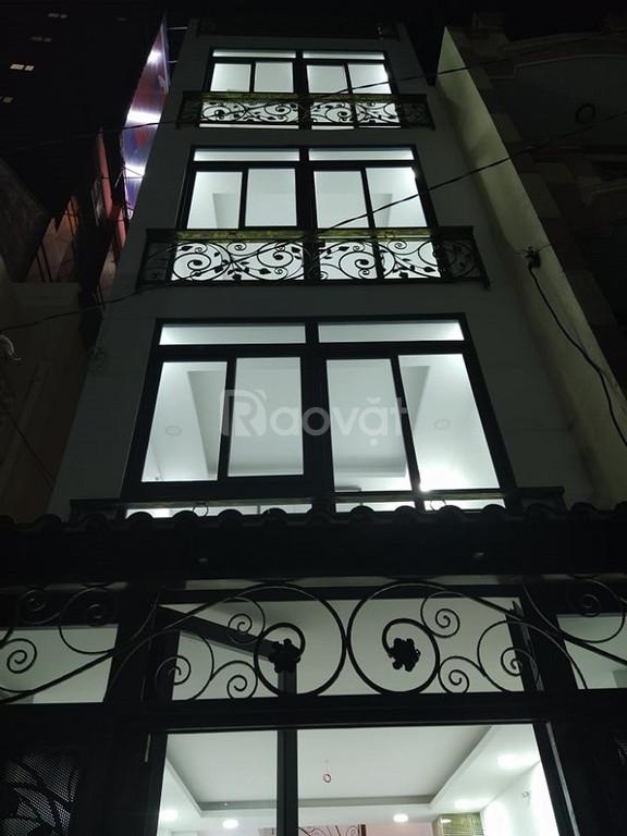 Bán nhà 4 lầu Phùng Văn Cung Phú Nhuận giá 5.25 tỷ