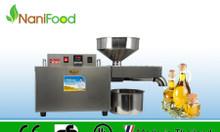 Máy ép dầu kinh doanh chuẩn Thái Lan Nanifood NNF808A