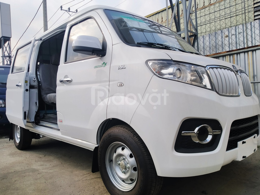 Bán xe Van dongben x30 chở hàng tết và người vô thành phố