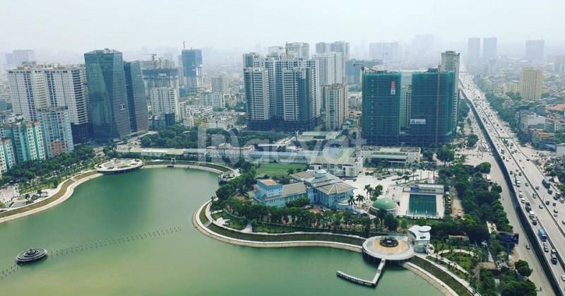 Cho thuê Việt Đức Complex 3PN Full đồ mới 100%
