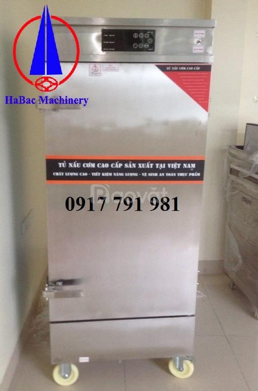 Tủ cơm 6 khay gas điện
